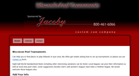 wisconsin pool tournaments